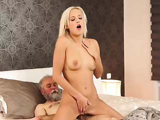 Chubby crony's daughter dad xxx Surprise your