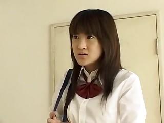 Horny Japanese slut in Hottest Fetish, Lesbian JAV clip