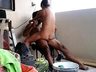 Sultry Indian milf hither perky titties orgasms on a hard cock