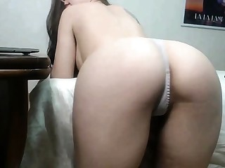 Cate Harrington unescorted ill use with panties