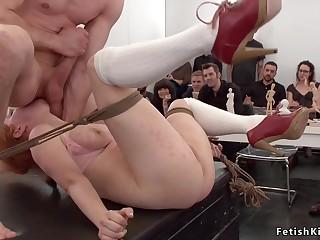 Artisticness student suck male stick to male model