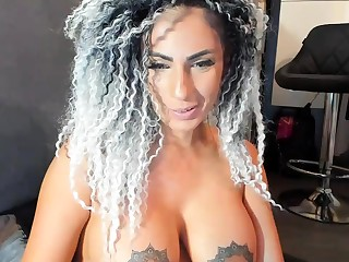 Chitz BBW Giant Areola Extreme Nipples Big Titties