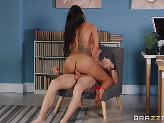 Sexual delight vulnerable a man's monster dick be required of Julia De Lucia