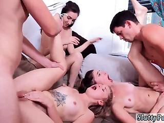 Teen big tits crony' compeer's suckle homemade Dorm Party