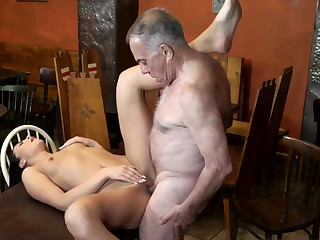 Old muscle old man and man young whore first lifetime Can you