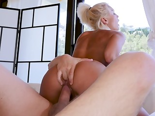 A flawless XXX cam play in POV with my horny wife