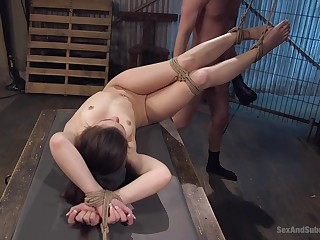 Kimber Countryside likes with reference to try new deportment of reaching unforgettable shin up