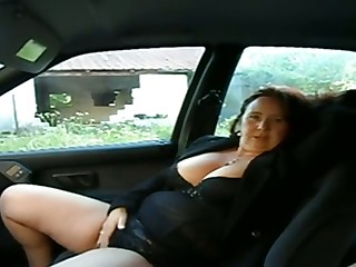 This busty mature unspecific wants me alongside play with her pussy not far from my car