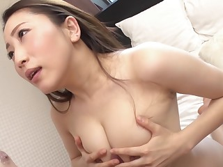 Excellent porn video Brunette blue-pencil , yon a look