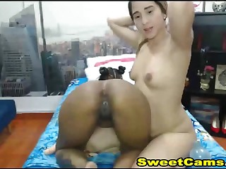 Two babe licking pussy of each other with 69 positionn solo leads her to a well earned orgasm.